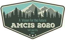 AMCIS 2020 Proceedings